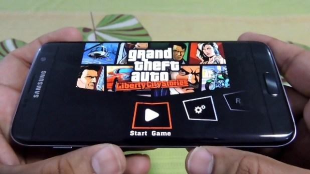 samsung galaxy S7 Edge pas untuk gaming