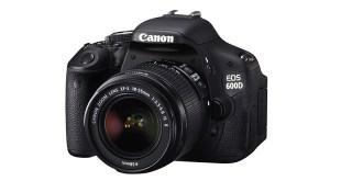 Canon EOS 600D, Harga Kamera Canon 600D Dan Spesifikasi kamera Canon 600D