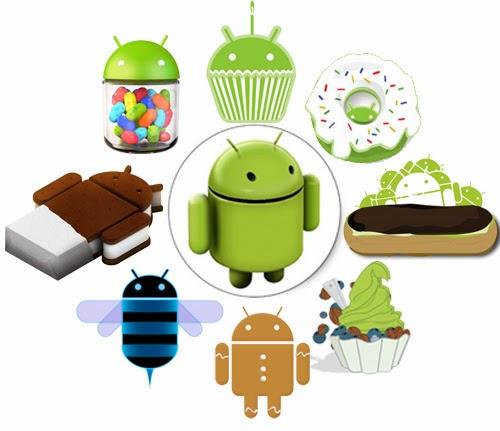 Update Sistem Operasi Android