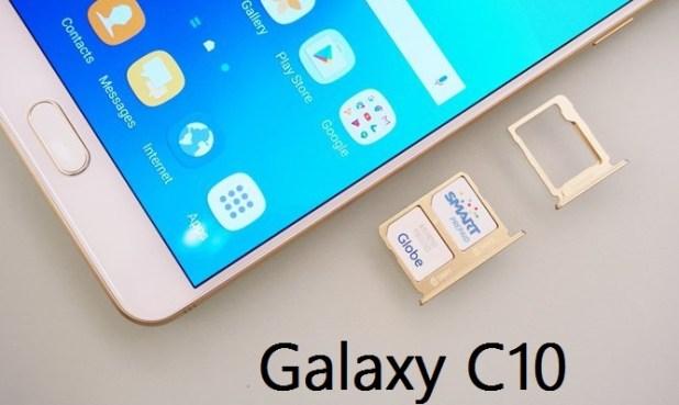 Spesifikasi Ganas Samsung Galaxy C10 Terungkap!