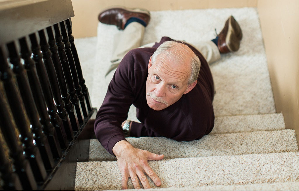 old people chair lift armless office keep your seniors healthy by installing a stair in their home picture