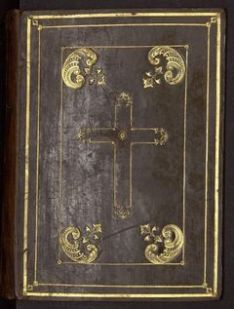 Breviaire de St Ruf, avec enluminures et encadrement calendrier