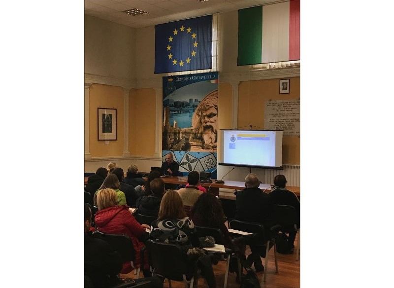 Tassa di soggiorno lAmministrazione incontra gli albergatori di Civitavecchia e presenta il nuovo software  Le muse news