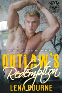 Outlaw's Redemption (Viper's Bite MC, Book 3)