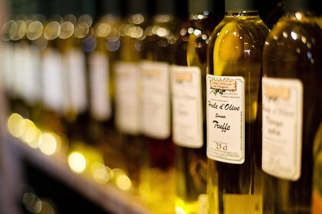 жарить на масле оливковое масло с трюфелями