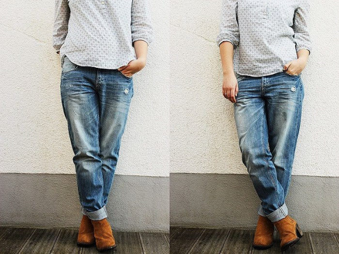 Outfit: New Jeans