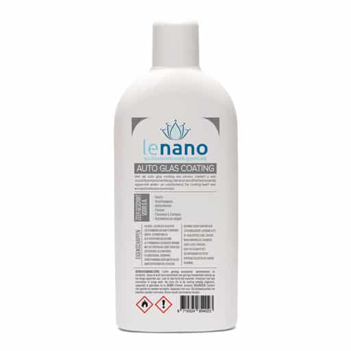 Lenano Auto Glas Nano Coating back