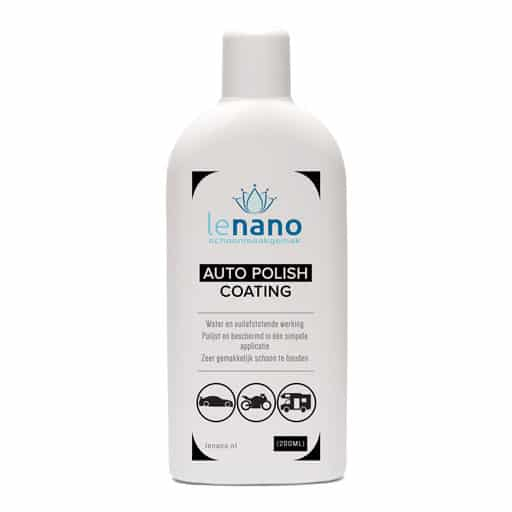 Lenano Auto Polish Nano Coating front
