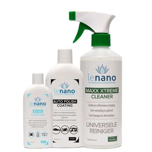 Lenano Auto Polish Nano Coating set
