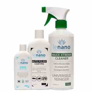Lenano Auto Polish Nano Coating set