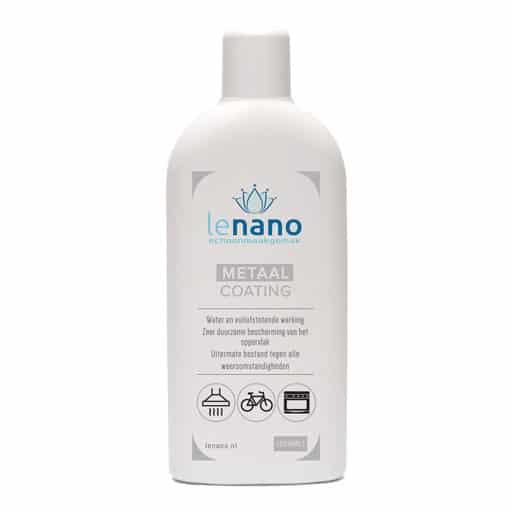 Lenano Metaal Nano Coating front