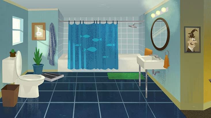 Nano Coating Badkamer : Badkamer schoon met sanitair nano coating lenano schoonmaakgemak