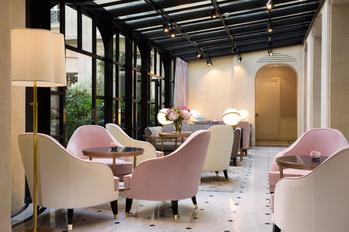A Hotel to call Home: Le Narcisse Blanc, Paris
