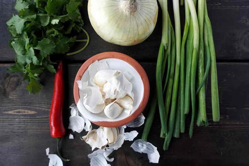 lenasktichenblog Tortilla Española Ingredients