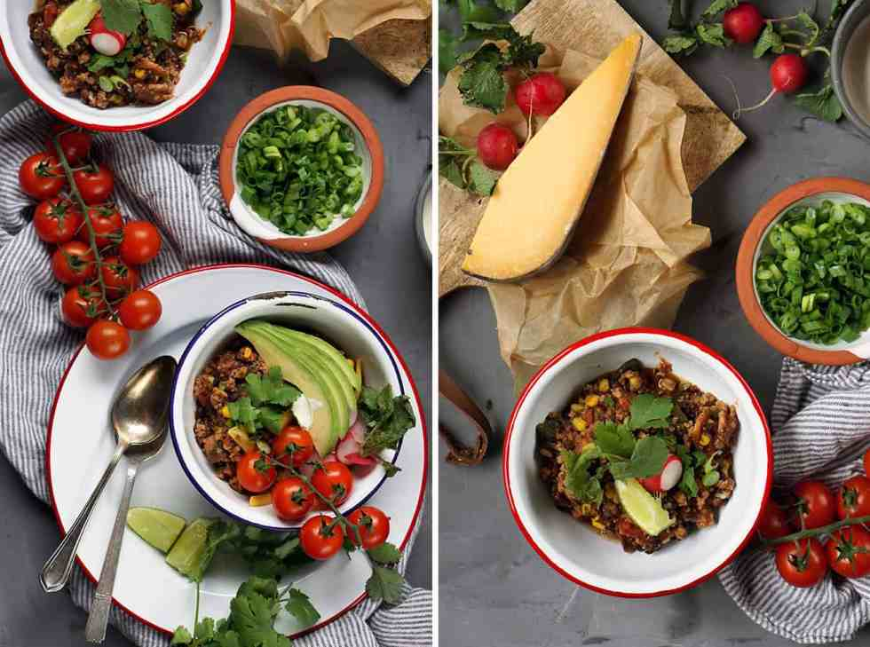 30 MINUTE TURKEY QUINOA CHILI