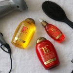 OGX Vitamin B5 + E Hair Products