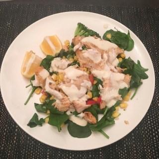 My Food Bag Fresh Start Cajun Blackened Fish cooked by Lena Talks-1