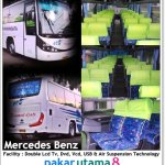 Bus Pakar Utama Mercedes Benz