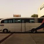 Bus Pariwisata Trac