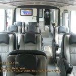 Interior Bus Pariwisata Eksklusif - Trac