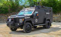 Police Car Gun Rack - Lovequilts