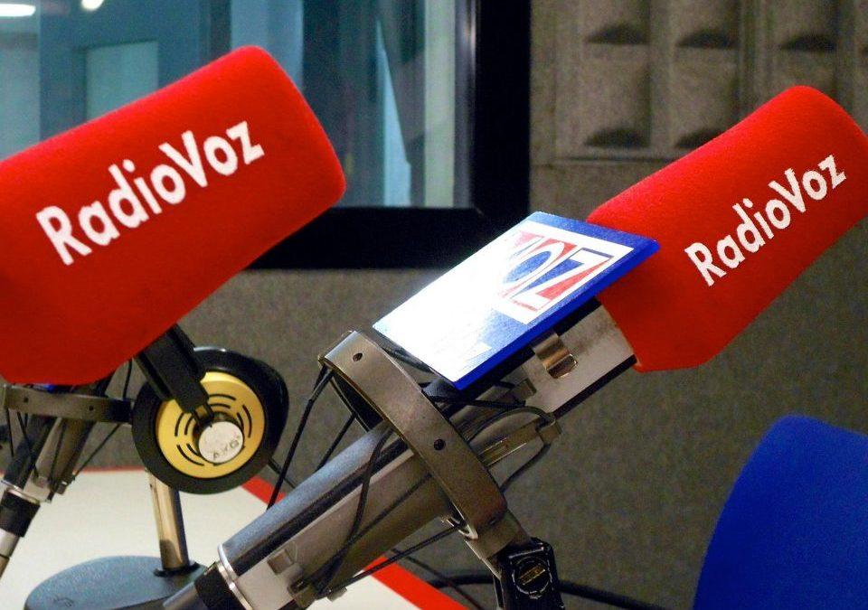 📻 Entrevista a nuestro CEO, César López, en Radio Voz