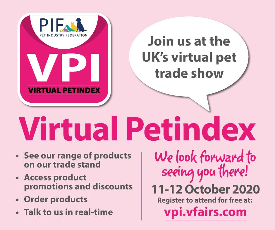 Participamos en la 2ª edición de la feria Virtual PetIndex