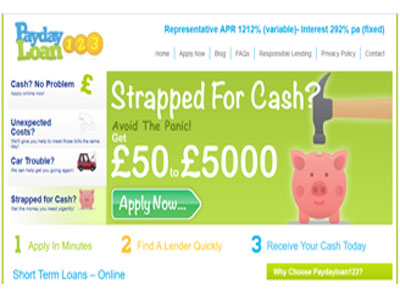 salaryday financial loans in which settle for unemployment many benefits