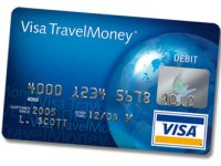 Visa travel money prepaid card