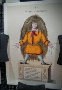 Struwwelpeter is called Pierre L'Ébouriffé in French, I found out