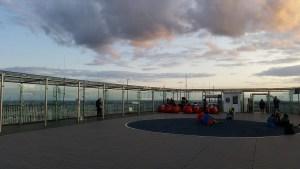 observation deck of tour montparnasse