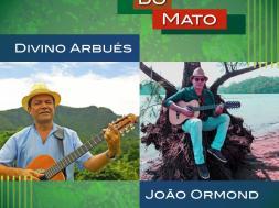 CAPA CANTOS DO MATO DIVINO ARBUES E JOAO ORMOND