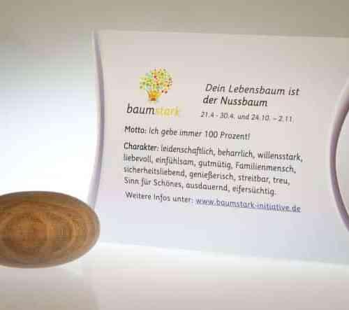 Baumstark Handschmeichler Nussbaum