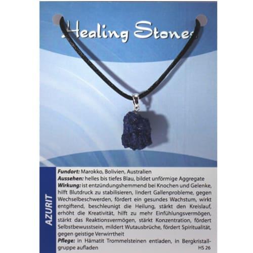 Healing Stones Azurit
