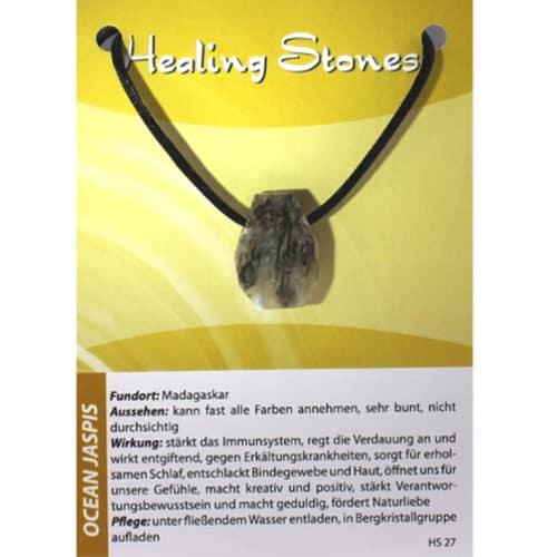 Healing Stones Ocean Jaspis