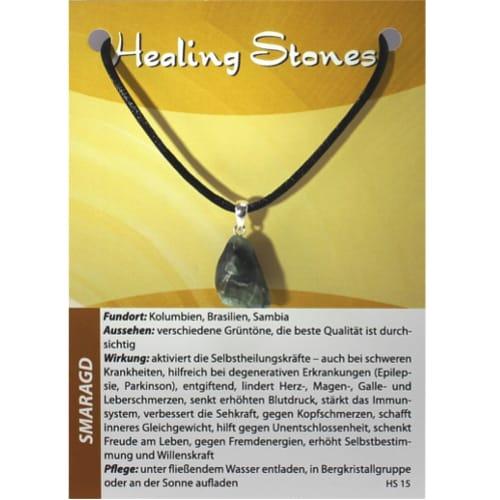 Healing Stones Smaragd