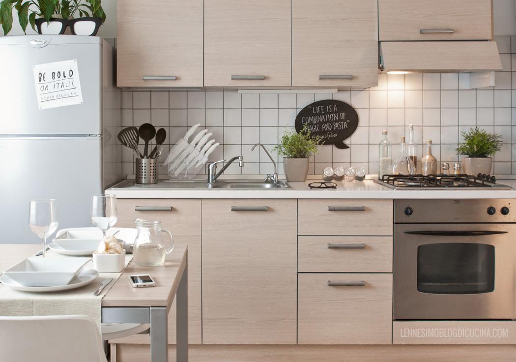 Riorganizzare la cucina fare spazio a nuove idee L