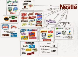 Nestle Product Line