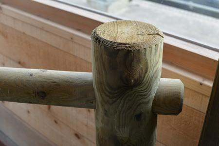 SARL Lenoir 76  Vente de bois autoclaves rondins barrire questre chne de retenue de