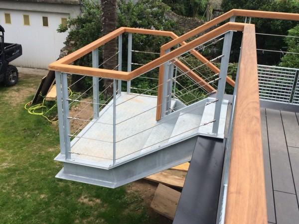 Fabrication De Garde Corps Pour Vos Balcons Terrasses Par