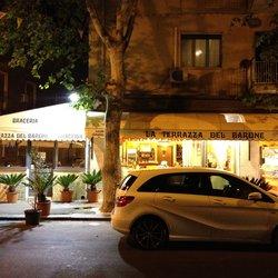 Ristorante Catania La Terrazza Del Barone Via Lago Di