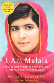 I am Malala de Malala Yousazai
