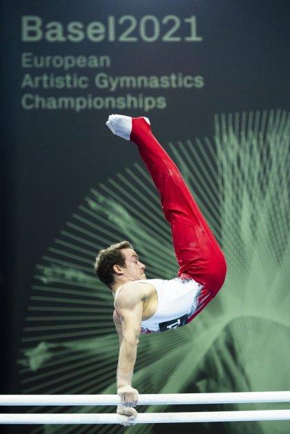 Gymnastics – Basel Europeans: Baumann in bronze with …