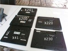 vlevo-X41-X200-X201-vpravo-X220-X230-spodna-strana