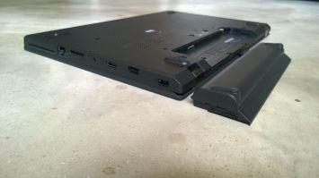 Velikost baterie ThinkPad P50s