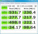CrystalDiskMark (test SSD disku)