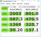 Skvělý výkon m.2 SSD