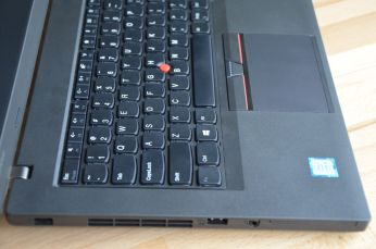 L470 keyboard detail