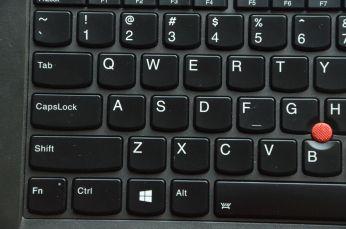 x270 keyboard detail