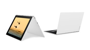 Yoga Book Pearl White